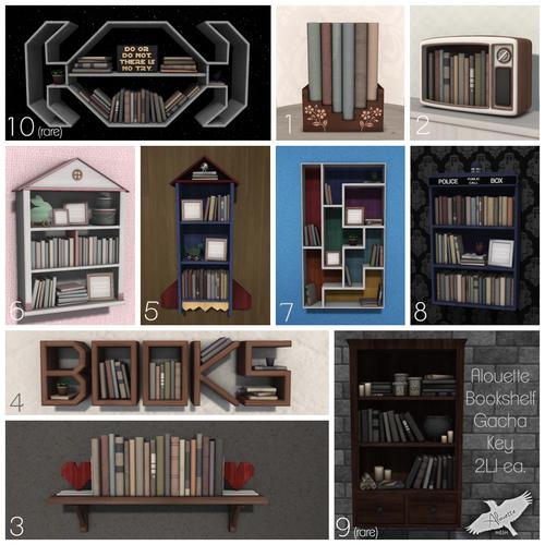 Alouette-Bookshelf