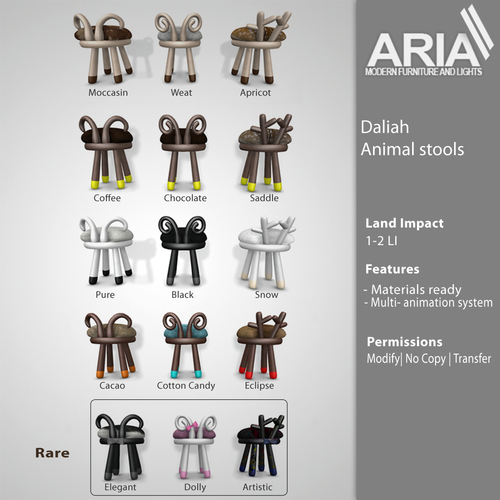 ARIA-Animal Stools