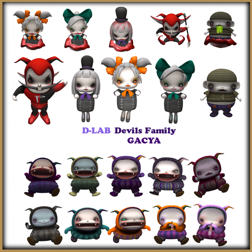 D-lab-Devils Family
