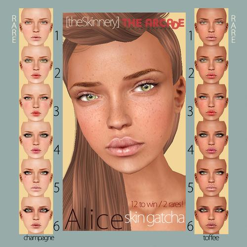 The Skinnery-Alice Skin