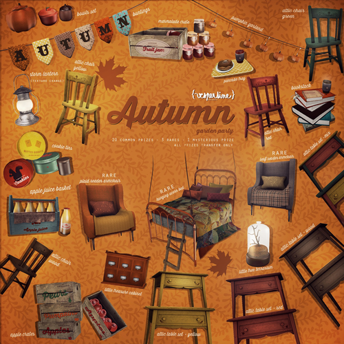 Vespertine-Autumn Party
