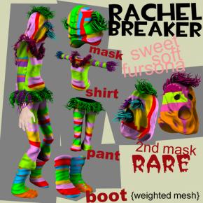 Rachel breaker