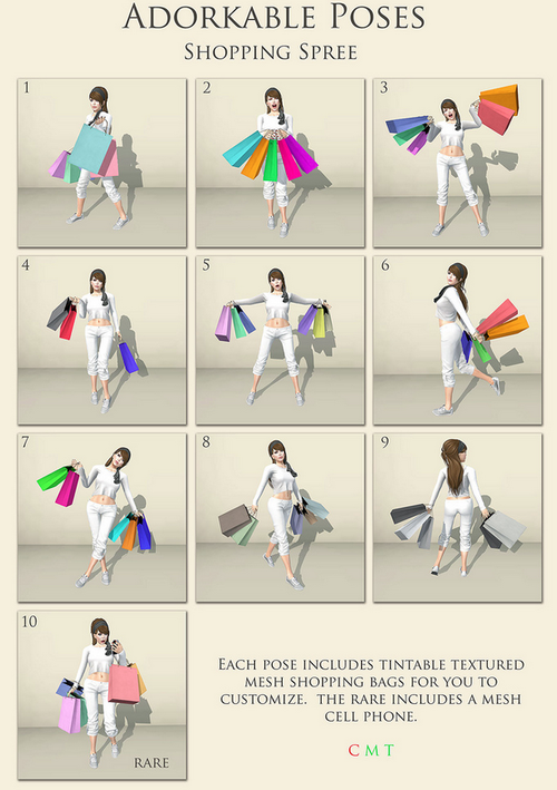 Adorkable - Shopping Spree