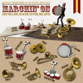 Balaclava! - Marchin' On Instruments