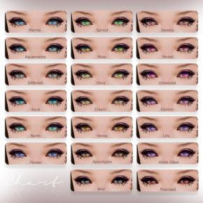 Dead Apples - Anime Eyes