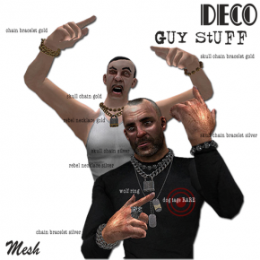 DECO - Guy Stuff