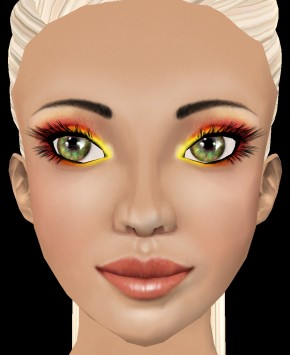 (EMA) Flare MakeUp in Jen skintone (Self Indulgence Range)