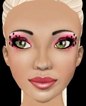 (EMA) Neoplasm MakeUp in Jen Skintone (Relay For Life Skin)