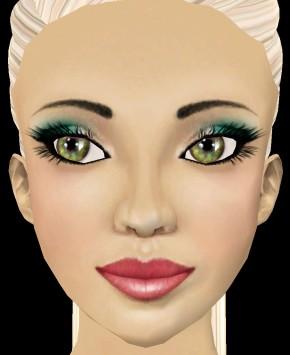 (EMA) Trapt MakeUp in Amanda Skintone (Counterfeit Range)