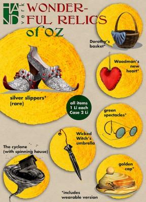 HANDverk - Wonderful Relics of Oz1