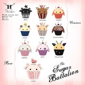 Half-Deer - The Sugar Battalion