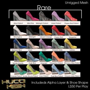 Hucci - Lavan Wedge