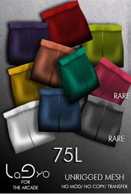 LaGyo - Triple Leather Bag Ombre