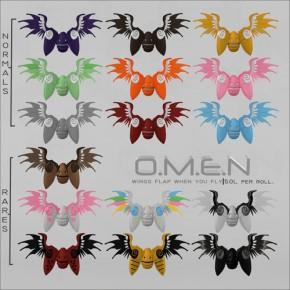 O.M.E.N. - Mech Wing