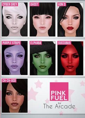 Pink Fuel Skins
