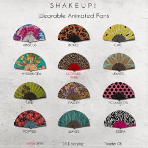 Shakeup - Fans