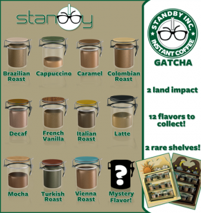 Standby - Instant Coffee